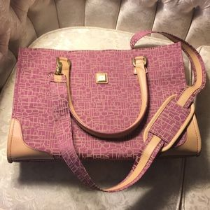 DVF big handbag
